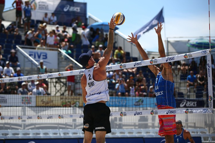 Hannes Brinkborg vs Phil Dalhausser BeachTravels