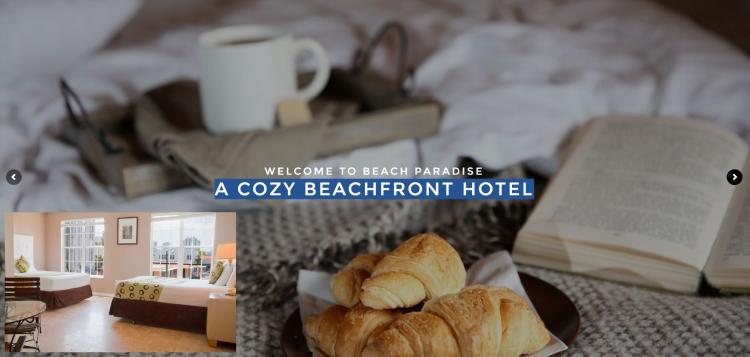 Bild Beach Paradise Hotel